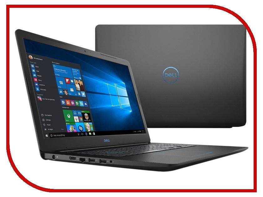 Ноутбук Dell G3-3779 G317-7671 Black Выгодный набор + серт. 200Р!!!(Intel Core i7-8750H 2.2 GHz/16384Mb/2000Gb + 256Gb SSD/nVidia GeForce GTX 1060 6144Mb/Wi-Fi/Bluetooth/Cam/17.3/1920x1080/Windows 10 64-bit) моноблок lenovo ideacentre aio y910 27ish f0cj001rrk intel core i7 6700 3 4 ghz 16384mb 2000gb 128gb ssd dvd rw nvidia geforce gtx 1080 8192mb wi fi bluetooth cam 27 0 2560x1440 windows 10 64 bit