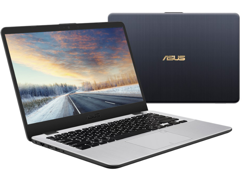Ноутбук ASUS X405UA-BV860 90NB0FA7-M13060 Blue (Intel Core i3-6006U 2.0 GHz/4096Mb/1000Gb/No ODD/Intel HD Graphics/Wi-Fi/Bluetooth/Cam/14.0/1366x768/Endless)
