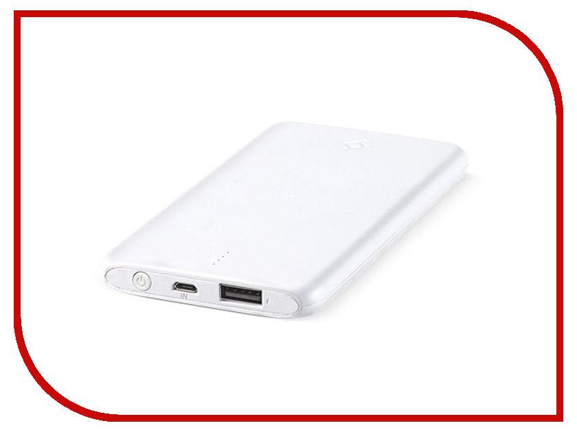 Аккумулятор ttec PowerSlim 5000 mAh White 2BB132B аккумулятор ttec powerslim 10000 mah 2bb133b white tec 8694470643656
