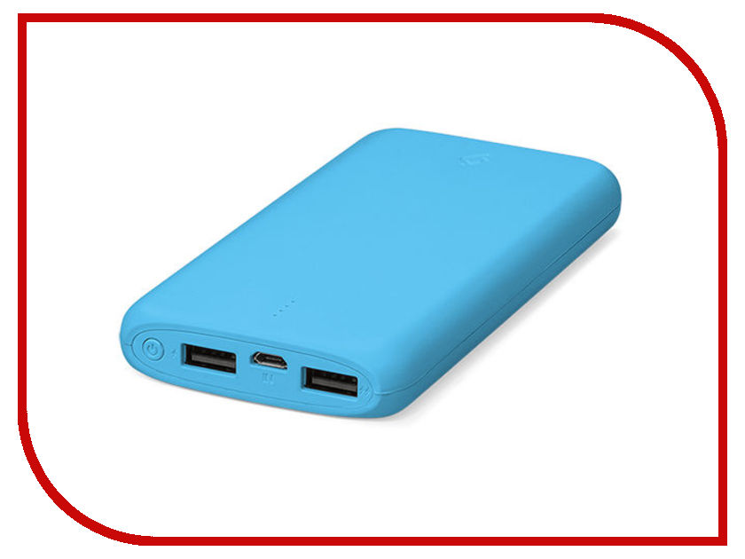Аккумулятор ttec PowerSlim 10000 mAh Light Blue 2BB133M аккумулятор ttec powerslim 10000 mah 2bb133b white tec 8694470643656