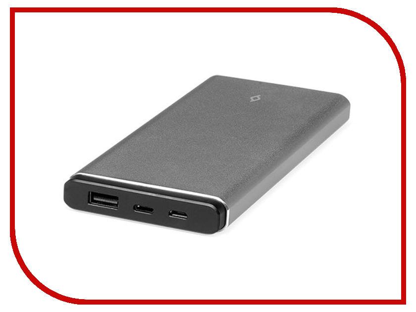 Аккумулятор TTEC 2BB141UG 10000mAh Space Grey TEC-8694470610740 аккумулятор activ pb10 03 10000mah white grey 63769