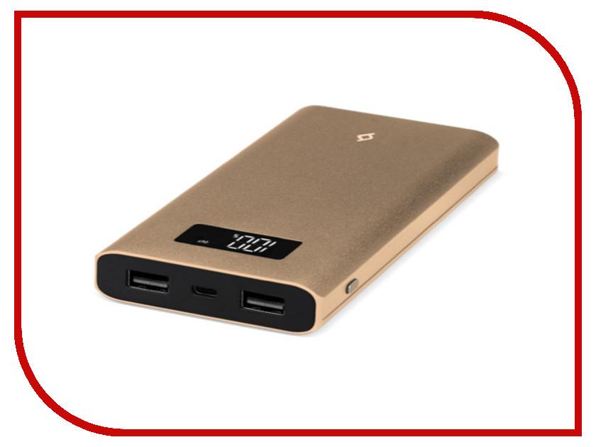 Аккумулятор TTEC 2BB130A 10000mAh LCD Gold TEC-8694470729510 аккумулятор remax proda kinzy ppp 13 10000mah gold 61174