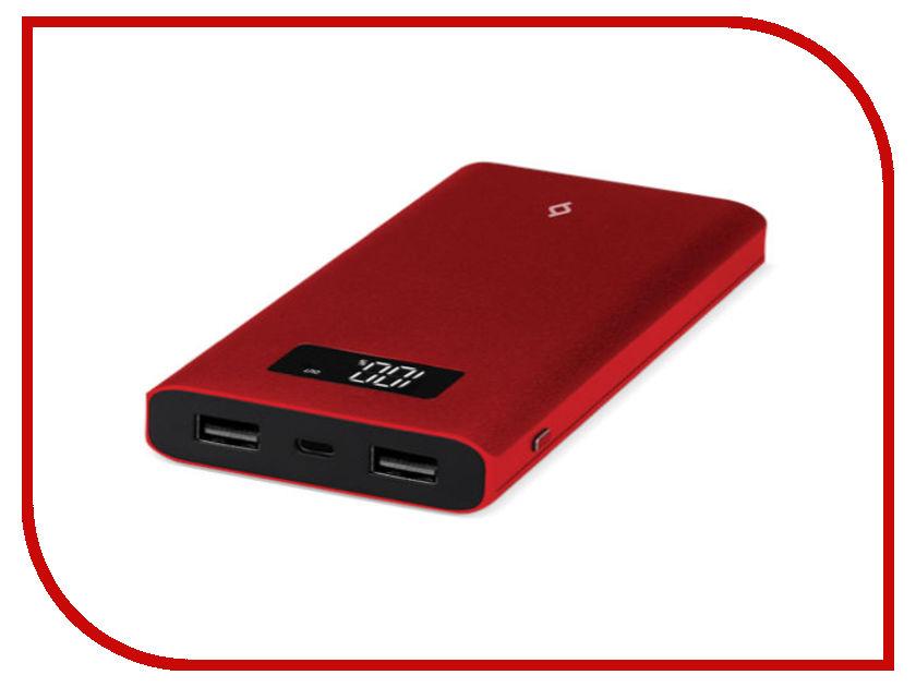 Аккумулятор TTEC 2BB130K 10000mAh LCD Red TEC-8694470729534 аккумулятор ttec 2bb140b 10000mah white tec 8694470646855