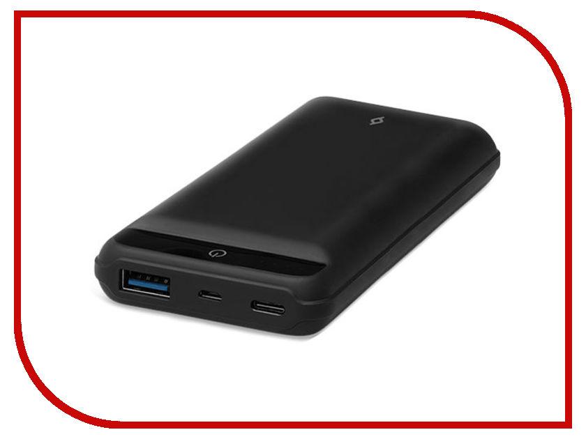 Аккумулятор TTEC 2BB144S 10000mAh QC 3.0 Black TEC-8694470665498 аккумулятор ttec 2bb140b 10000mah white tec 8694470646855