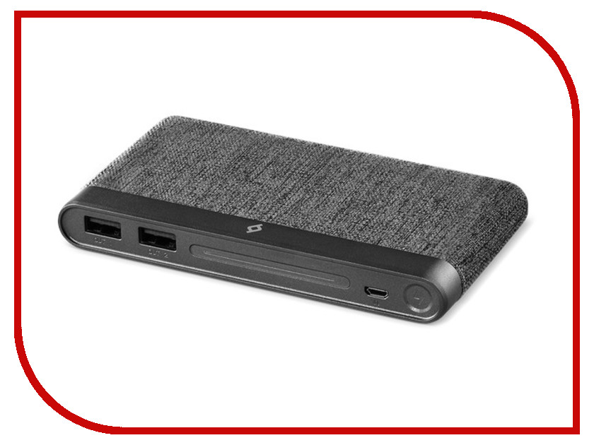 Аккумулятор TTEC 2BB147S 10000mAh Black TEC-8694470665535 аккумулятор hoco upb05 10000mah black