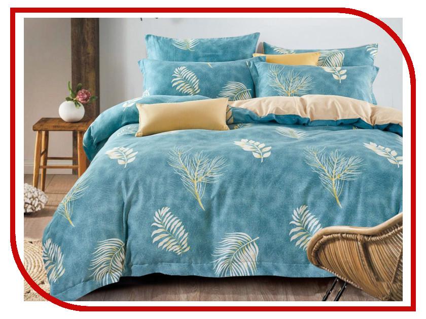 Постельное белье Cleo Satin Lux 15/314-SL Комплект 1.5 спальный Сатин