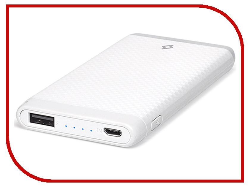 Аккумулятор TTEC 2BB122B 4000mAh White TEC-8694470601946 аккумулятор ttec powerslim 10000 mah 2bb133b white tec 8694470643656