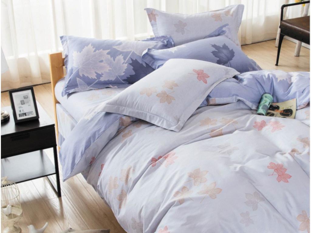 Постельное белье Cleo Satin Lux 15/313-SL Комплект 1.5 спальный Сатин цены