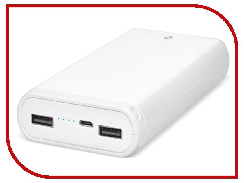 Аккумулятор TTEC 2BB121B 20000mAh White TEC-8694470601922 аккумулятор ttec powerslim 10000 mah 2bb133b white tec 8694470643656