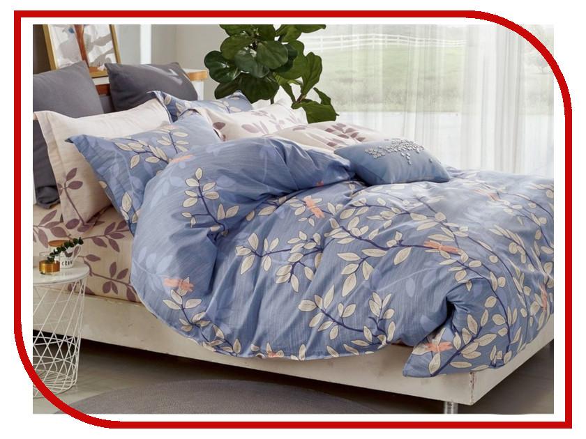 Постельное белье Cleo Satin Lux 15/294-SL Комплект 1.5 спальный Сатин