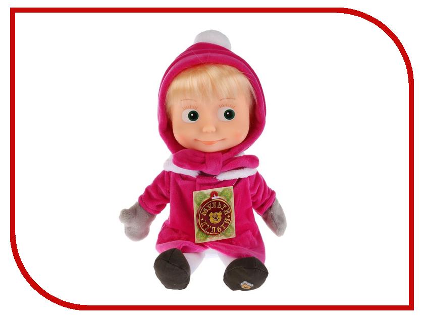 Игрушка Мульти-пульти Маша в зимней одежде 29cm V92448/30AB игрушка мульти пульти маша v85833 30ax