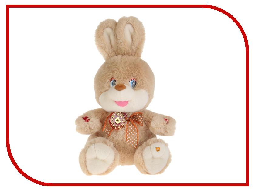 Игрушка Мульти-пульти Зайка 25cm ST0055X мягкая игрушка заяц мульти пульти зайка 25 см бежевый текстиль пластик st0055x