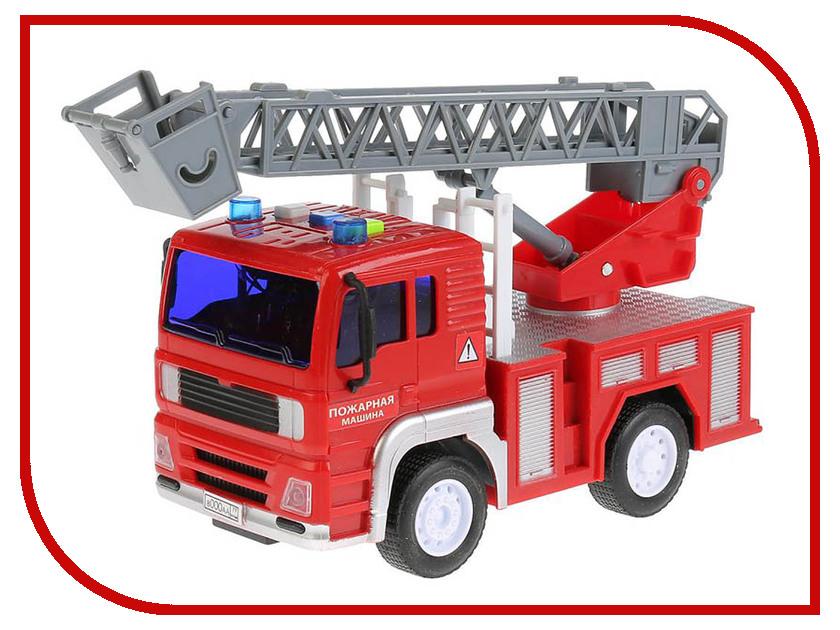Игрушка Технопарк Пожарная машина WY550B игрушка daesung toys пожарная машина 926