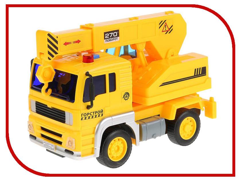 Игрушка Технопарк Автокран WY510D игрушка технопарк автокран sb 17 78 a wb