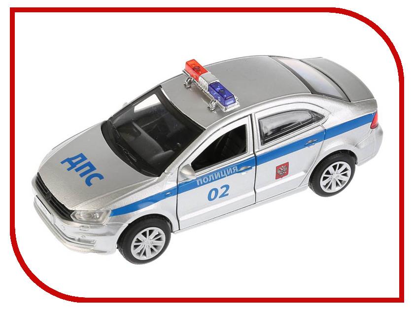 Игрушка Технопарк VW Polo Полиция POLO-P
