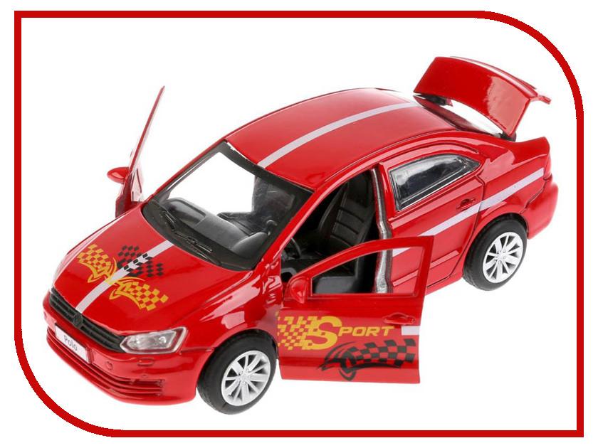 Игрушка Технопарк VW Polo Спорт POLO-S