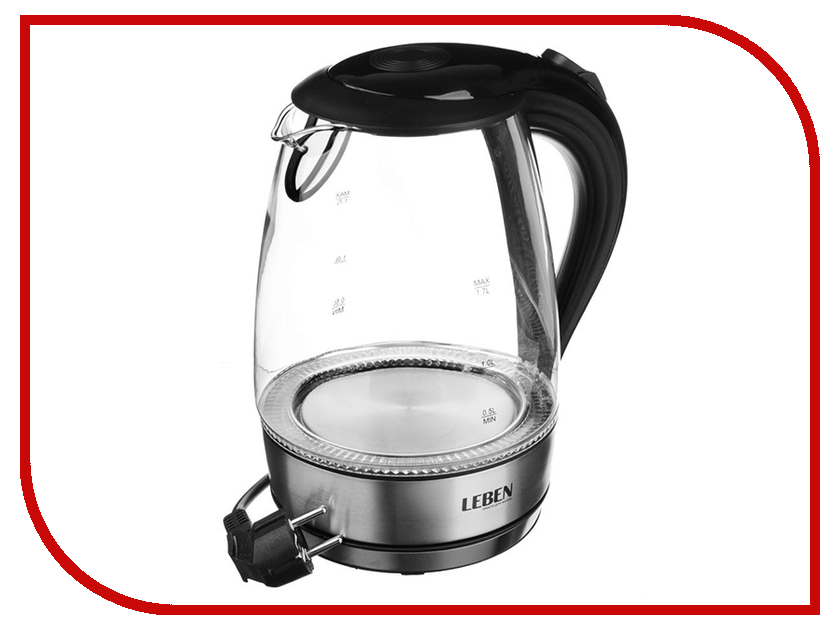Чайник Leben HHB1748 291-061 чайник leben 291 003