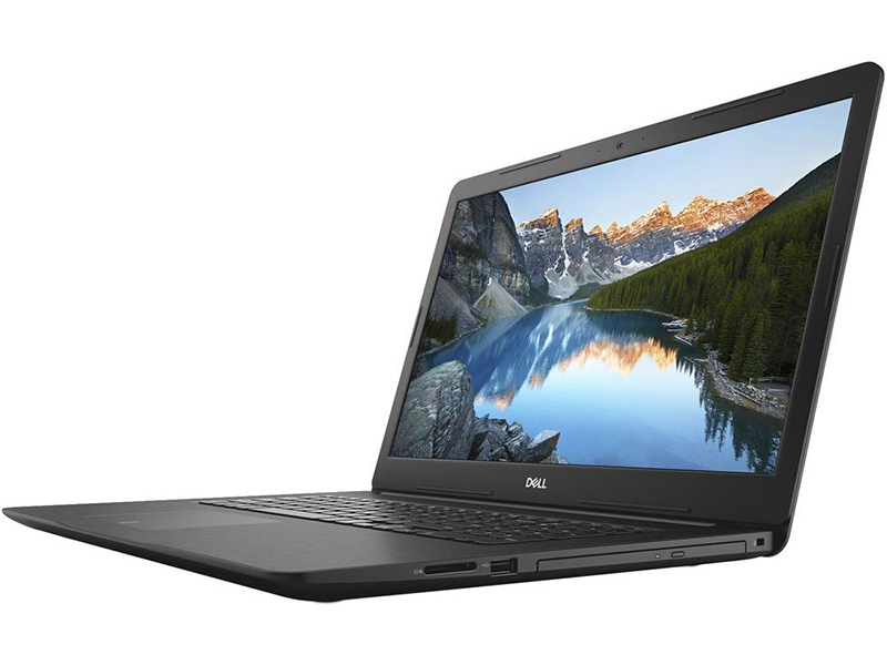 Ноутбук Dell Inspiron 5770 5770-5888 Black (Intel Core i7-8550U 1.8 GHz/16384Mb/2000Gb + 256Gb SSD/AMD Radeon 530 4096Mb/Wi-Fi/Cam/17.3/1920x1080/Linux) ноутбук dell inspiron 5770 core i7 8550u 16gb 2tb 256gb ssd amd 530 4gb 17 3 fullhd dvd linux black