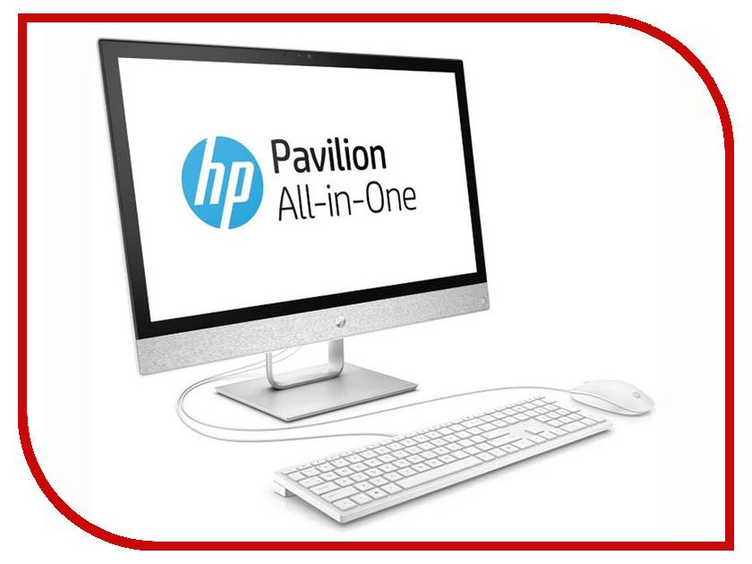 Моноблок HP Pavilion 24I 24-r112ur 4GL61EA Blizzard White (Intel Core i3-8100T 3.1 GHz/4096Mb/1000Gb/No ODD/Intel HD Graphics 630/Wi-Fi/23.8/1920x1080/Windows 10) lt42631 42631 qfn