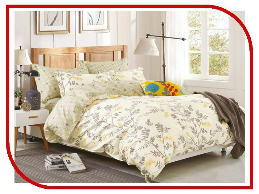 Фото - Постельное белье Cleo Satin Lux 31/216-SL Комплект Евро Сатин постельное белье этель кружева комплект 2 спальный поплин 2670978