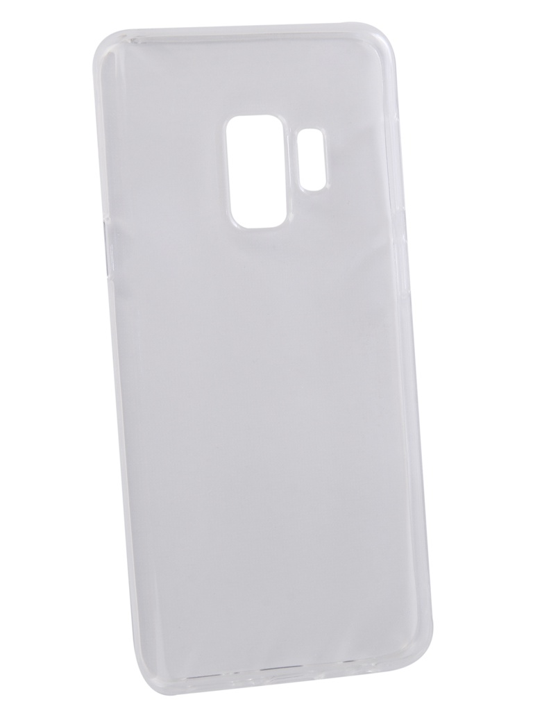 Аксессуар Чехол LuxCase TPU для Samsung Galaxy S9 Transparent 60070