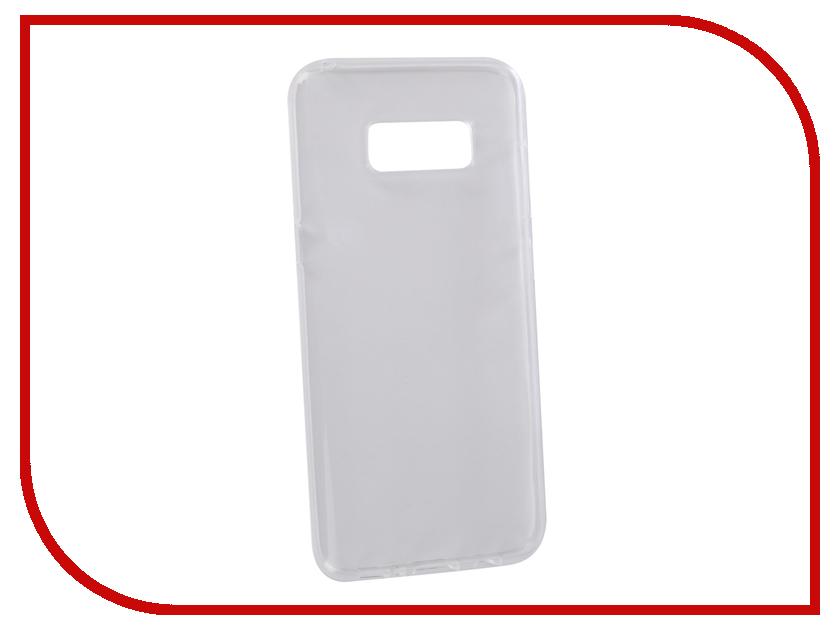 Аксессуар Чехол для Samsung Galaxy S8 LuxCase TPU Transparent 60068 цена