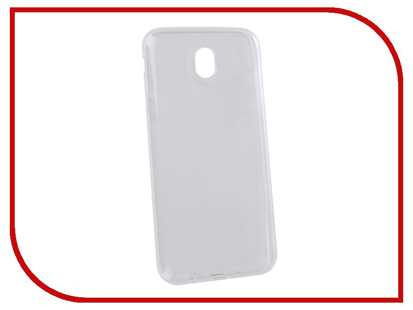 Аксессуар Чехол для Samsung Galaxy J7 2017 LuxCase TPU Transparent 60066 аксессуар