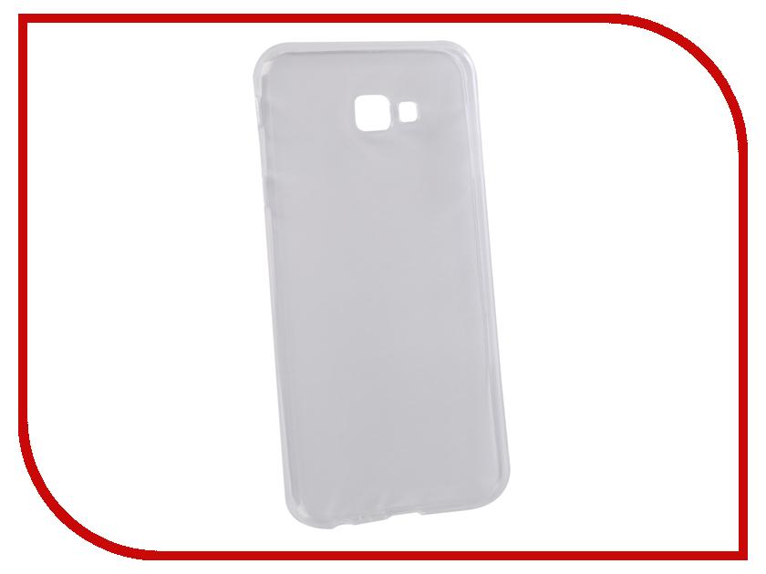 Аксессуар Чехол для Samsung Galaxy J4+ LuxCase TPU Transparent 60032