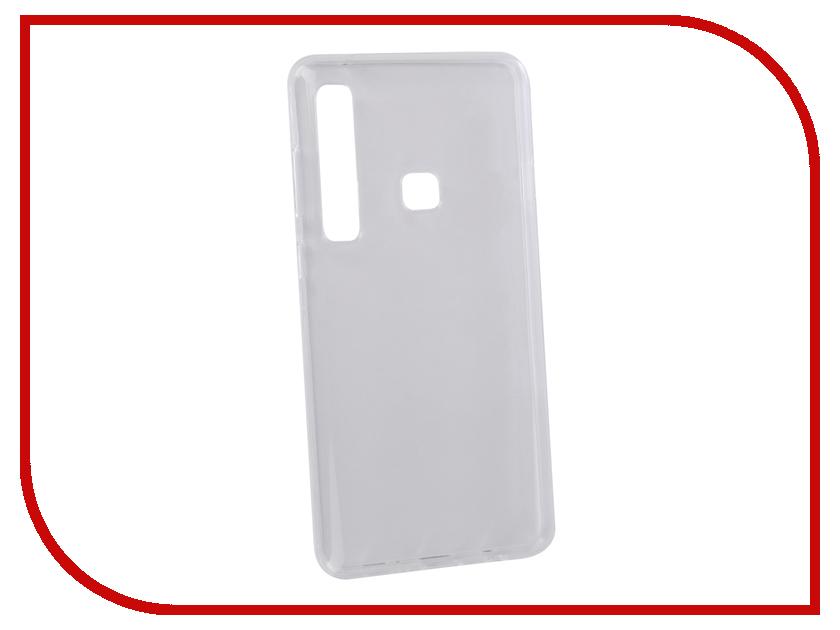 Аксессуар Чехол для Samsung Galaxy A9 2018 LuxCase TPU Transparent 60029