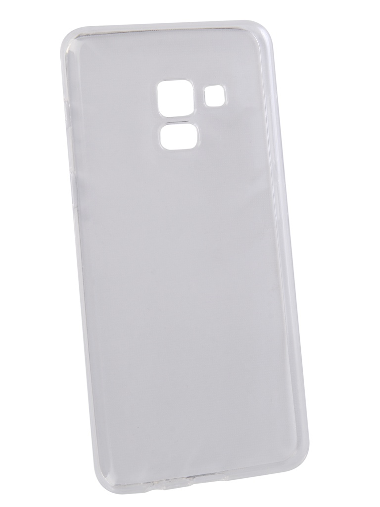 Аксессуар Чехол LuxCase TPU для Samsung Galaxy A8 Transparent 60058