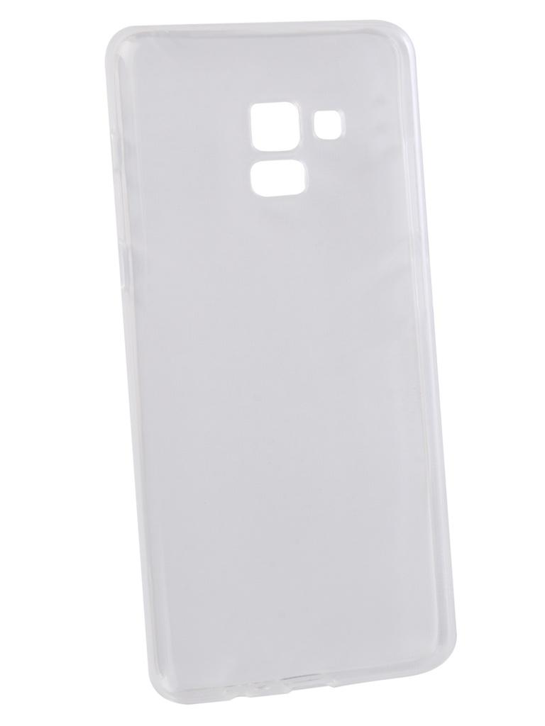 Аксессуар Чехол LuxCase TPU для Samsung Galaxy A8+ Transparent 60059
