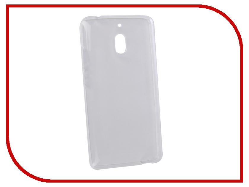 Аксессуар Чехол для Nokia 2.1 LuxCase TPU Transparent 60019 stylish s pattern protective tpu back case for nokia 928 transparent