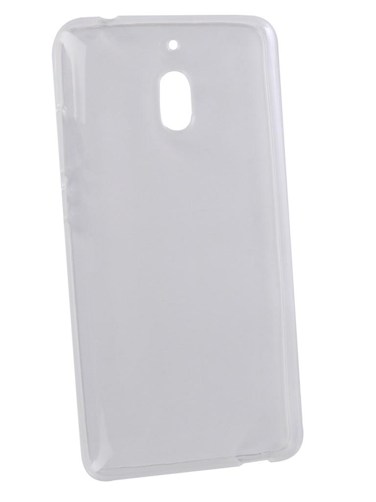 Аксессуар Чехол LuxCase для Nokia 2.1 TPU Transparent 60019 аксессуар чехол для nokia 8 1 luxcase tpu transparent 60106