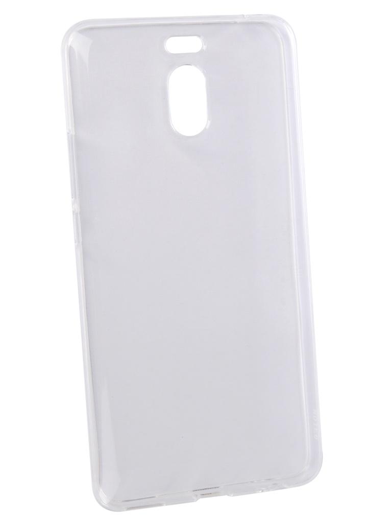 Аксессуар Чехол LuxCase для Meizu M6 Note TPU Transparent 60055 аксессуар чехол для nokia 8 1 luxcase tpu transparent 60106