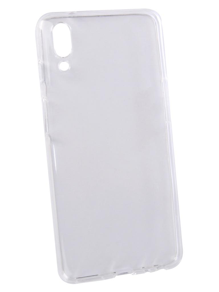 Аксессуар Чехол LuxCase для Meizu E3 TPU Transparent 60053