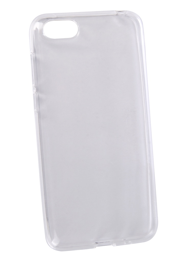 Аксессуар Чехол LuxCase для Huawei Y5 2018 TPU Transparent 60049 аксессуар чехол для nokia 8 1 luxcase tpu transparent 60106