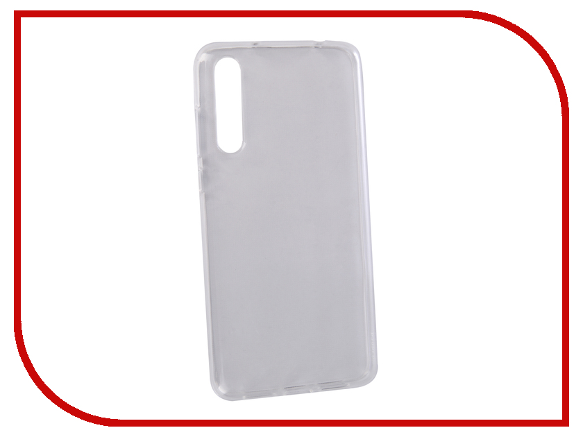 Аксессуар Чехол для Huawei P20 Pro LuxCase TPU Transparent 60048 аксессуар чехол для huawei p20 pro nillkin nature tpu case white