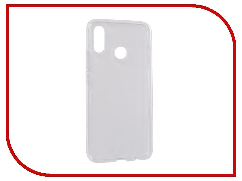 Аксессуар Чехол для Huawei P20 Lite LuxCase TPU Transparent 60047 аксессуар чехол для huawei p20 lite nillkin nature tpu case white