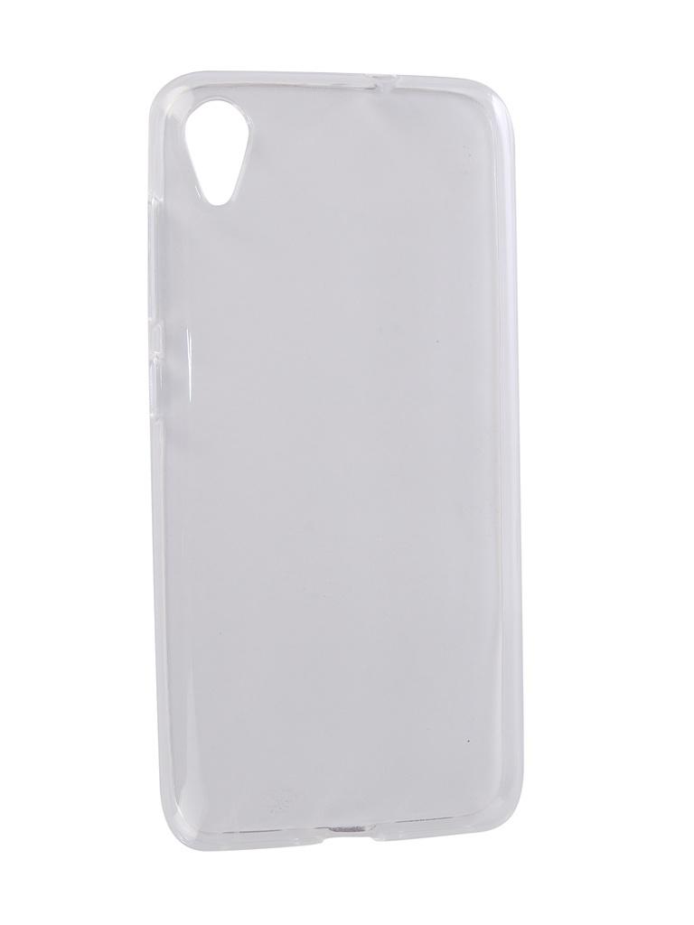 Аксессуар Чехол LuxCase для ASUS G552KL TPU Transparent 60033