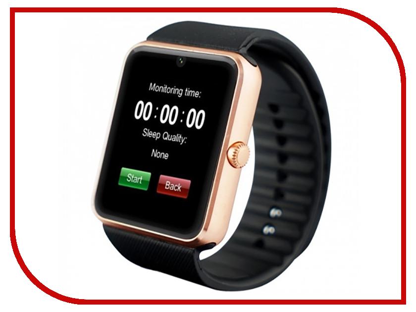 Умные часы CarCam GT08 Gold умные часы colmi gt08 bluetooth 3 0 red rup003 gt08 5 f