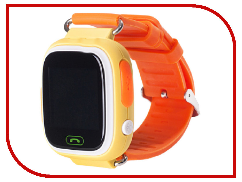 Smart Baby Watch Q80 Yellow apw 06 10 pieces lot alarm security anti theft display stand for smart watch