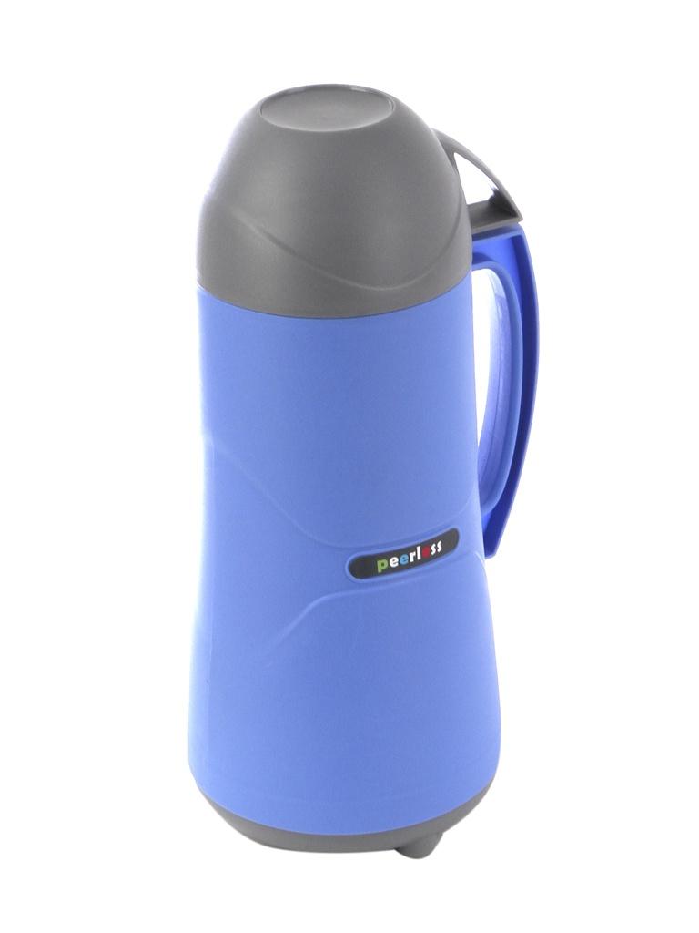 купить Термос Peerless А514 1L Blue по цене 446 рублей