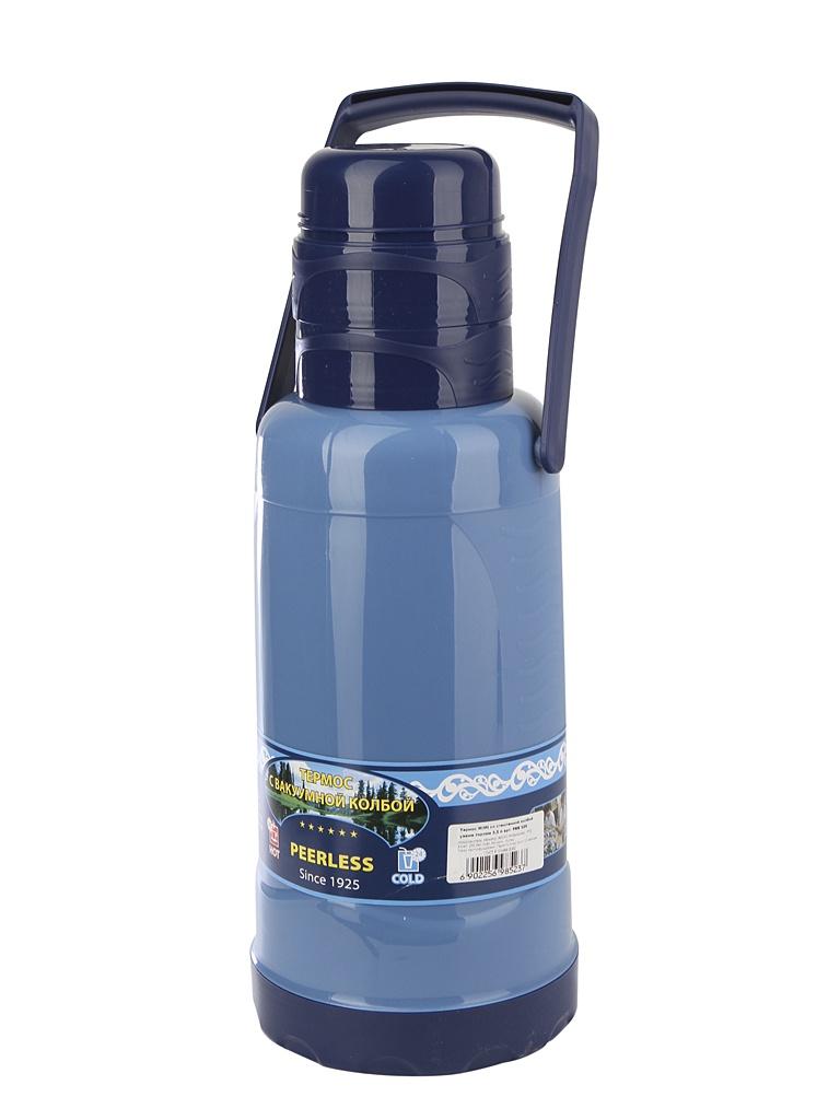 Термос Peerless PEE-320 3.2L Blue фото