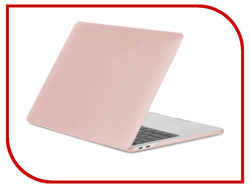 Аксессуар Чехол 13.0-inch Moshi iGlaze для APPLE MacBook Pro 13 Blush Pink 99MO071302 экшн камера x try gitup xtc f1 4k wifi черный [xtc f1 g]
