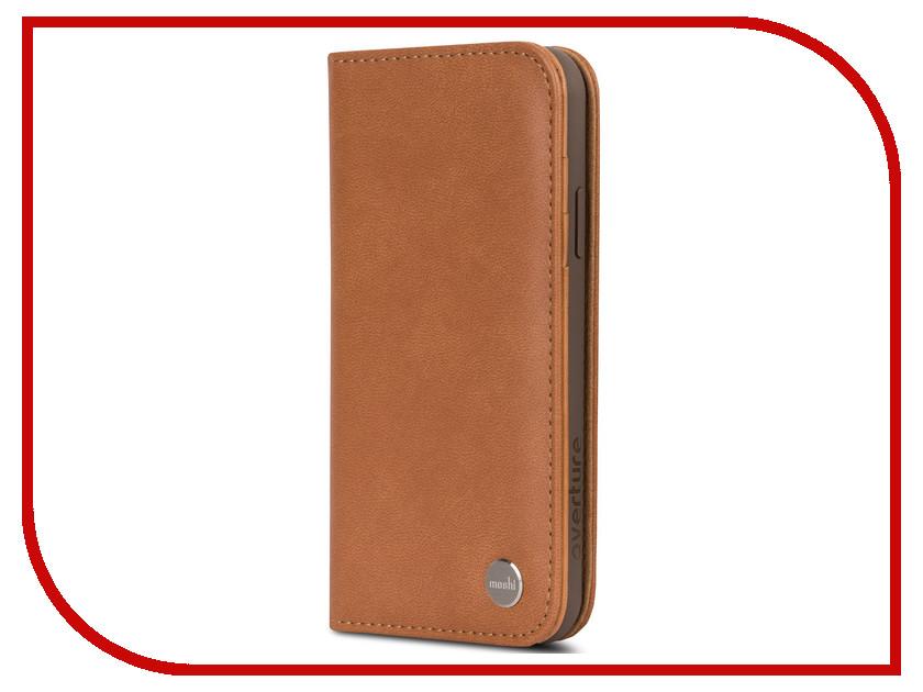купить Аксессуар Чехол для APPLE iPhone X / XS Moshi Overture Brown 99MO101751 онлайн