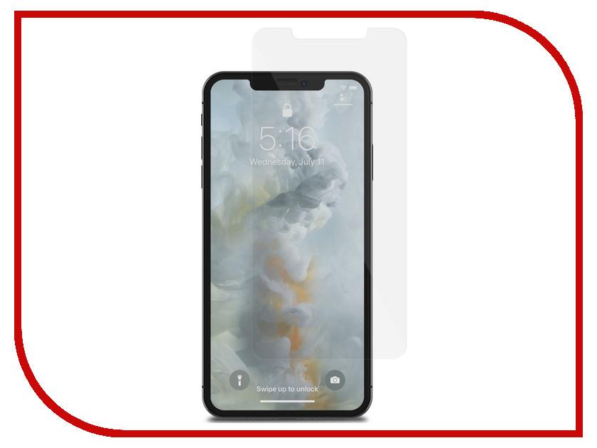 Аксессуар Защитное стекло для APPLE iPhone XS Max Moshi AirFoil Glass Clear 99MO076021 landmark lighting menlow park 60w 1 light pendant with clear blown glass