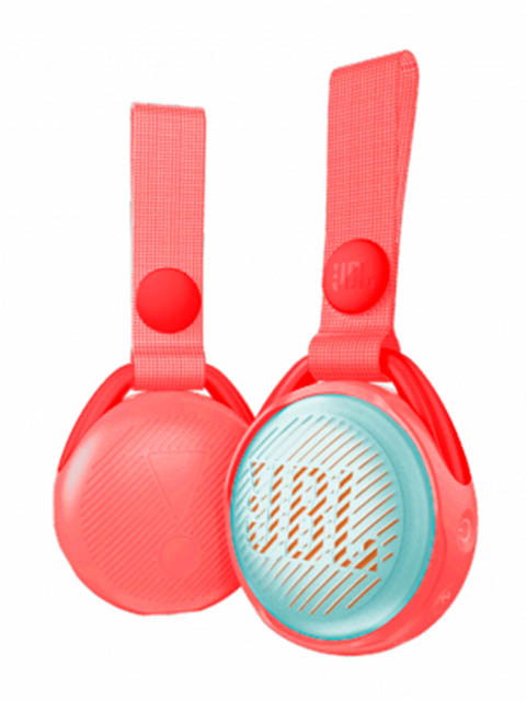Колонка JBL JR POP Red