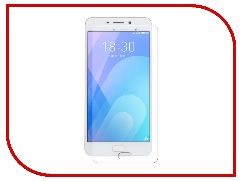 Аксессуар Защитное стекло для Meizu M6 Note Pero PRSG-M6N for meizu m2 note meilan note2 lcd display touch screen digitizer assembly replacement parts free shipping with tools as gift