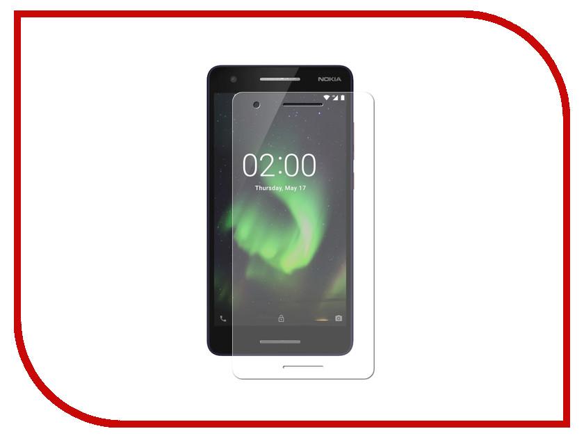 Аксессуар Защитное стекло для Nokia 2.1 Pero PRSG-NOK21 аксессуар защитное стекло для huawei honor 7x pero prsg hr7x