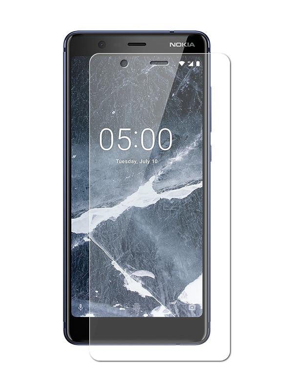 Аксессуар Защитное стекло Pero для Nokia 5.1 PRSG-NOK51 защитное стекло pero full screen для nokia 5 черное